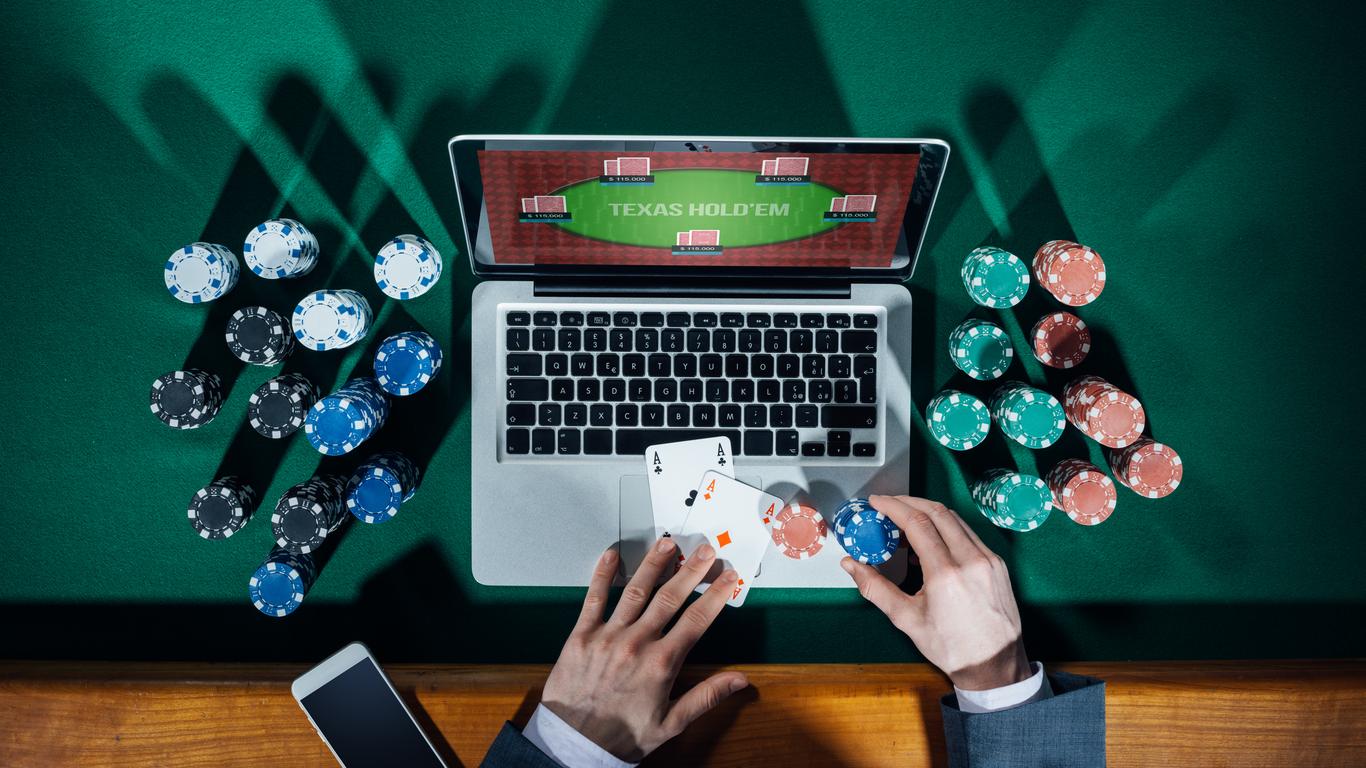 Hoe werken online casino spellen voor echt geld?